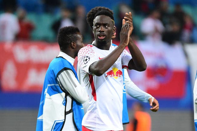 All: Augustin a encore dérapé, Leipzig annonce une sanction