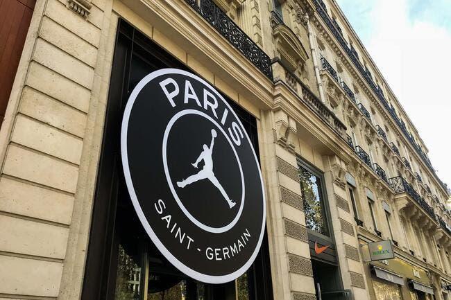 PSG : Paris s'habille en Jordan, un râleur se fait entendre