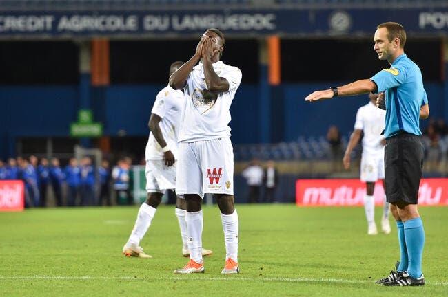 OGCN : Balotelli se fait rentrer dans le lard par un coéquipier