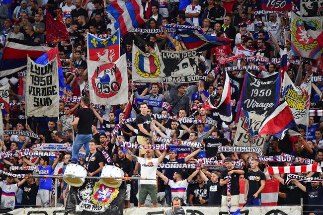OL-OM: Embrouille dans les tribunes après le but de Marseille