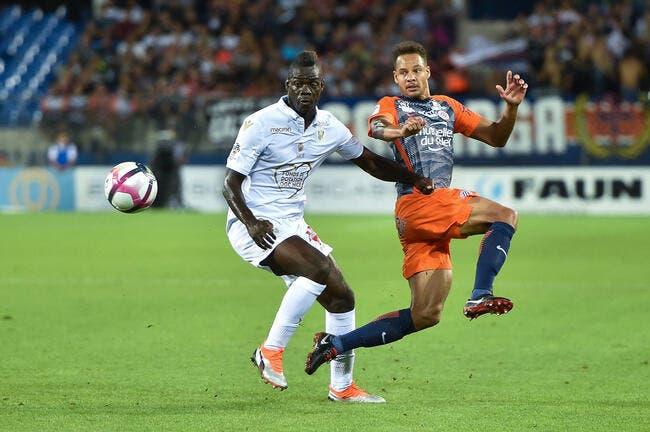 Nice : Balotelli ratera Nantes, mais il a une bonne raison