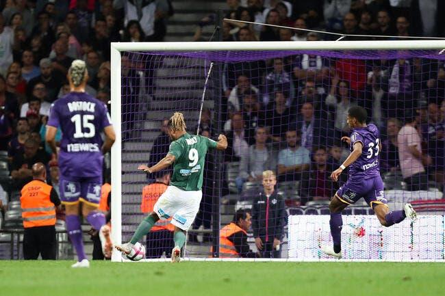 Noël avant l'heure, Toulouse offre trois buts et trois points à l'ASSE