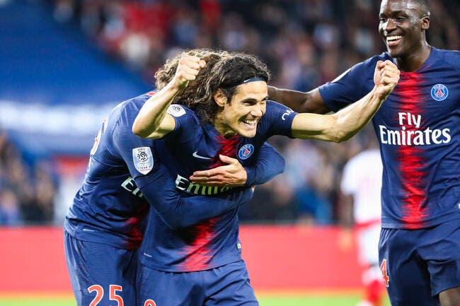 L1 : Le PSG fait payer le tarif habituel à Reims