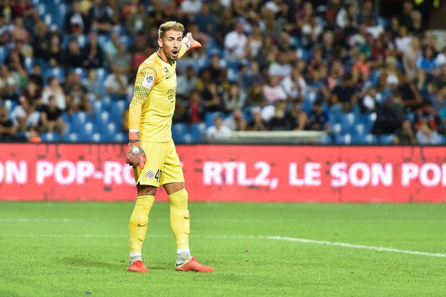 Officiel : Lecomte prolonge à Montpellier
