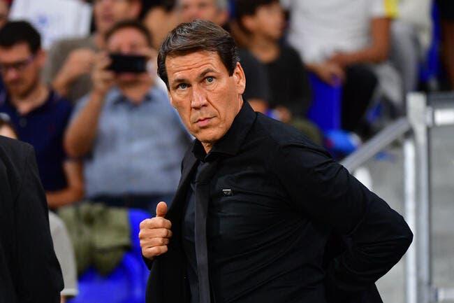 OM: Garcia n'a pas le choix, il défend ce joueur dans le dur