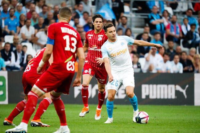 OM - RC Strasbourg : Ménès doute du penalty accordé à Thauvin