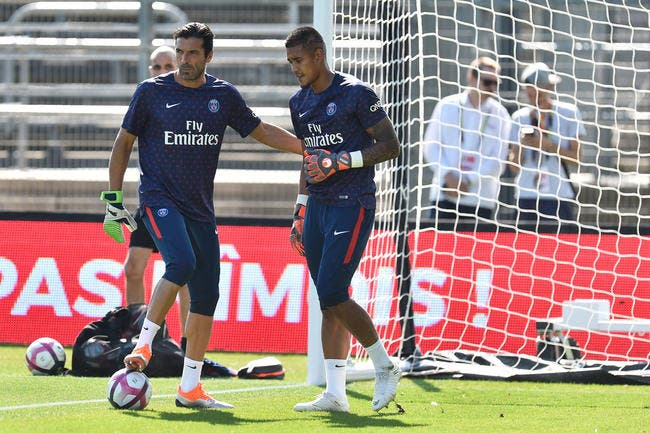 Les confidences de Buffon sur sa relation avec Areola — PSG