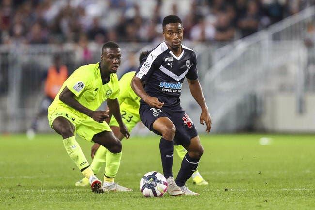 Bordeaux : Cet attaquant est en forme, devinez quel club se ramène encore ?