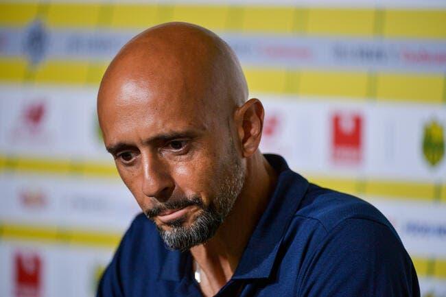FCN: Harcelé en conf', Cardoso craque face aux journalistes!