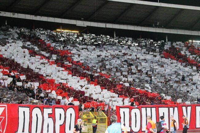 PSG : 2000 Serbes au coeur du Parc des Princes mercredi ?