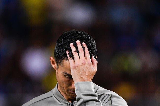 Cristiano Ronaldo rattrapé par une affaire de viol