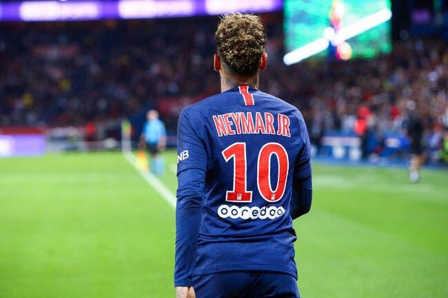 PSG : Neymar reçoit l'avertissement d'un ami