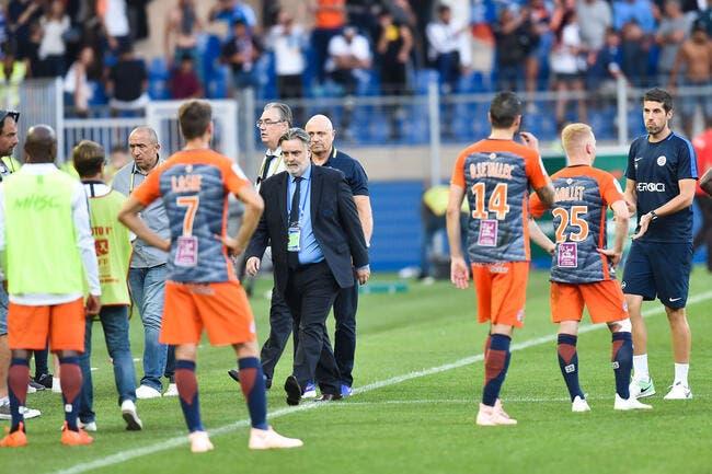 MHSC : « Pas d'envahissement de terrain », Nicollin défend Montpellier