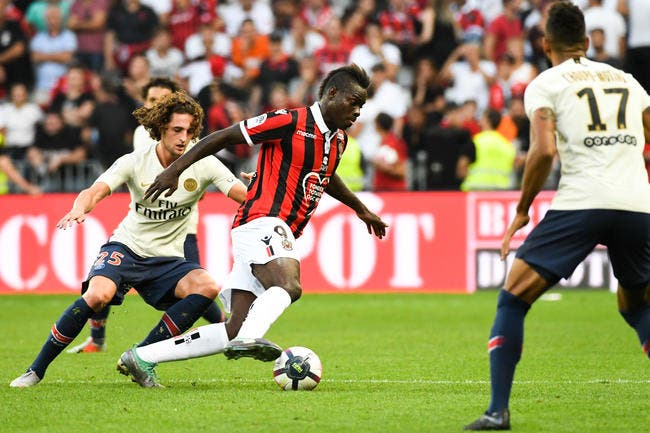 Nice : Balotelli fait «peine à voir» et a un comportement douteux