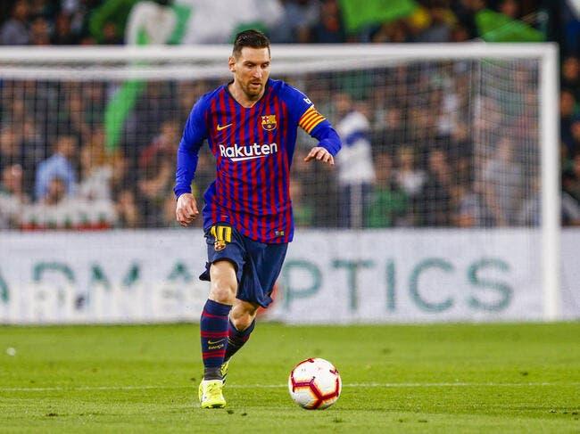 L'improbable déclaration du pape François sur Lionel Messi