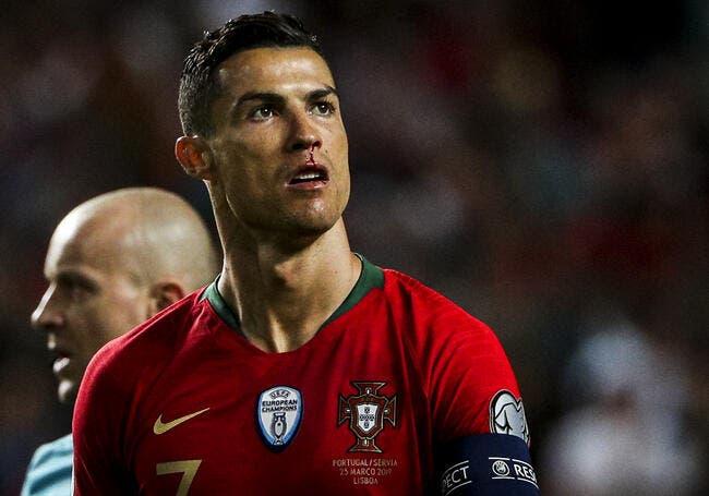Ita : Cristiano Ronaldo va mieux, la Juve souffle un grand coup
