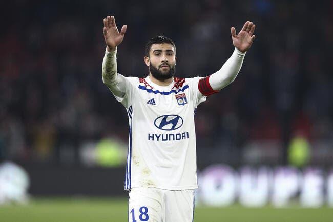 Nabil Fekir ne sait pas où il jouera la saison prochaine — OL