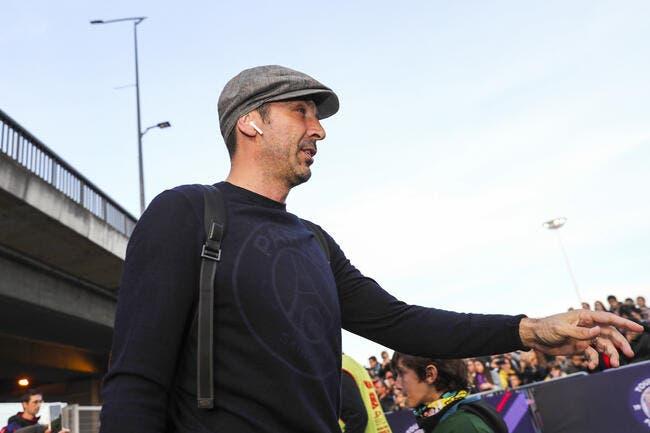 PSG: Buffon sanctionné pour sa boulette contre MU, ça sent la retraite !