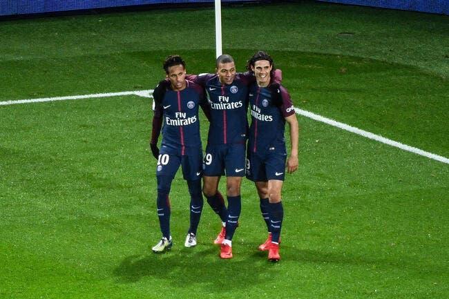 PSG : Neymar = Mbappé + Cavani + Silva pour les caisses d'Al-Khelaifi !
