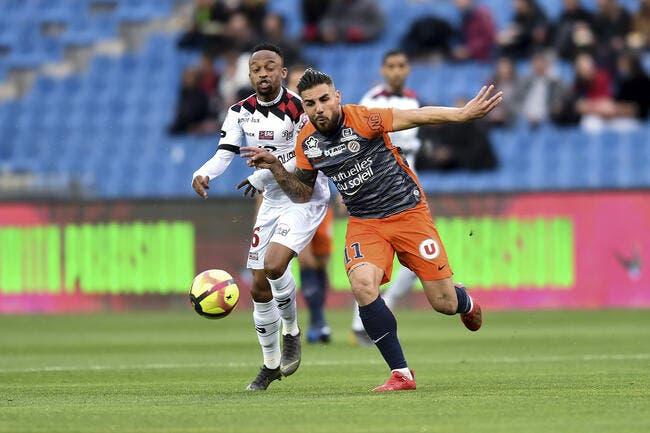 L1 : Montpellier renvoie Guingamp à la réalité
