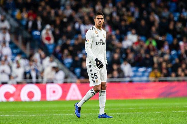 PSG: Zidane refuse d'y croire, Paris veut lui chiper Varane au mercato