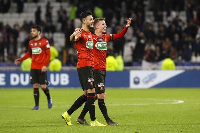 SRFC: Le PSG «ultra favori», Rennes connaît son adversaire
