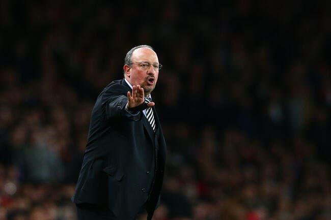 OL-OM : Rafa Benitez en Ligue 1, c'est du concret !