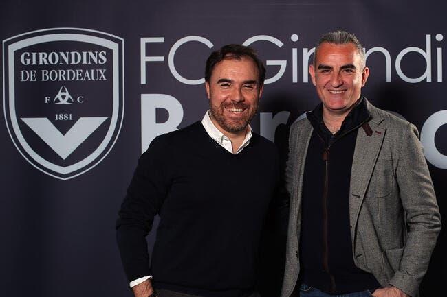 Eduardo Macia rejoint Bordeaux (officiel)
