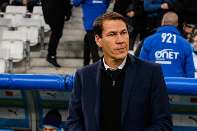OM: «Je dis stop», Garcia siffle la fin du match anti-Marseille