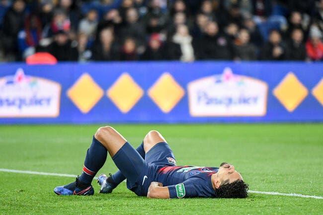 PSG : Marquinhos connaît l'étendue de sa blessure