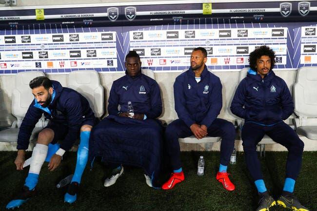 Pablo accuse Balotelli de lui avoir adressé un coup de poing — Bordeaux