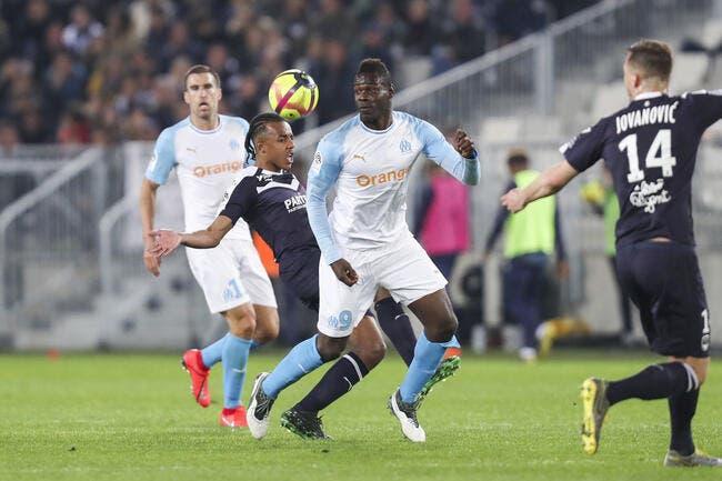 FCGB : Bordeaux dénonce Balotelli à la LFP sans donner son nom !