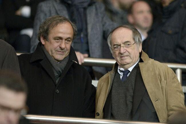 France : Avec des amis comme Le Graet, Platini n'a pas besoin d'ennemis