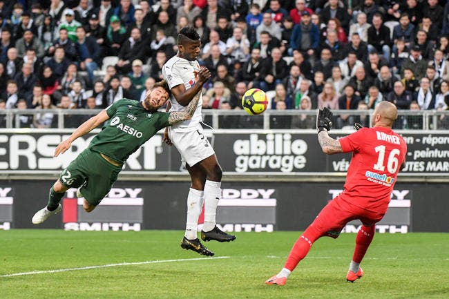 L1 : L'ASSE arrache un point en or, Caen rechute