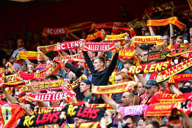 Lens : 10 000 euros d'amende, les fans vont mettre la LFP en pièces