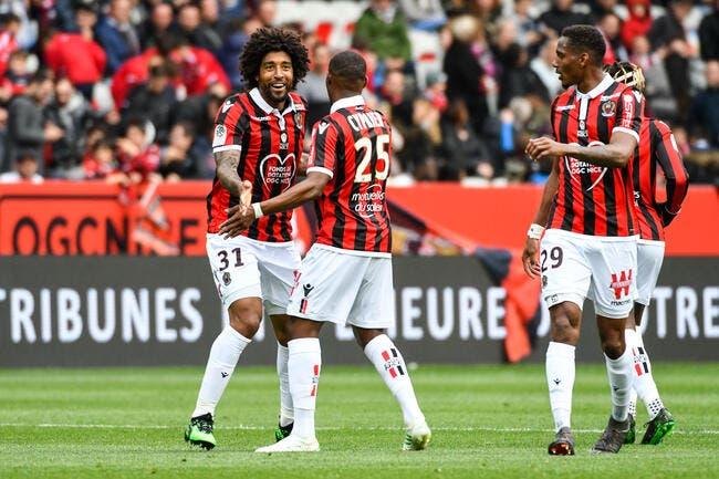 L1 : Nice dompte Montpellier et fait la bonne affaire du week-end !