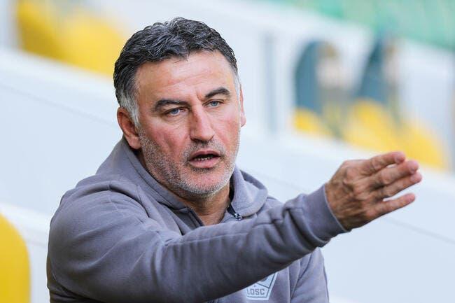 LOSC : Lille devait gagner, Galtier peste... contre l'arbitrage