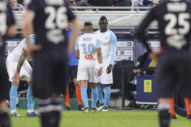 OM : Balotelli contre Bordeaux, l'invraisemblable choix de Super Mario