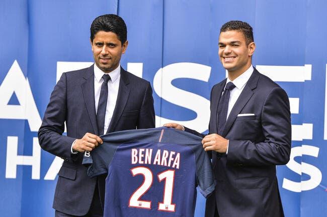 PSG : Al-Khelaifi et Ben Arfa ont un rendez-vous à 8ME !