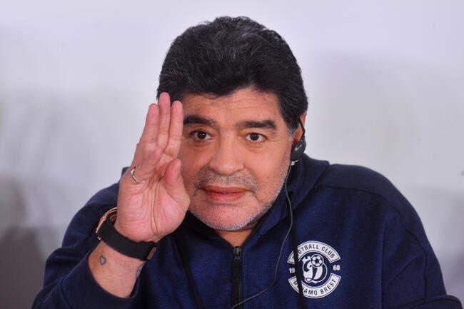 OM : Plus fou que Bielsa, Maradona est fait pour Marseille !