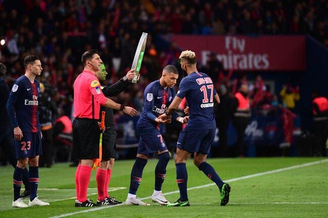 PSG : Mbappé remplaçant, Paris répond aux rumeurs