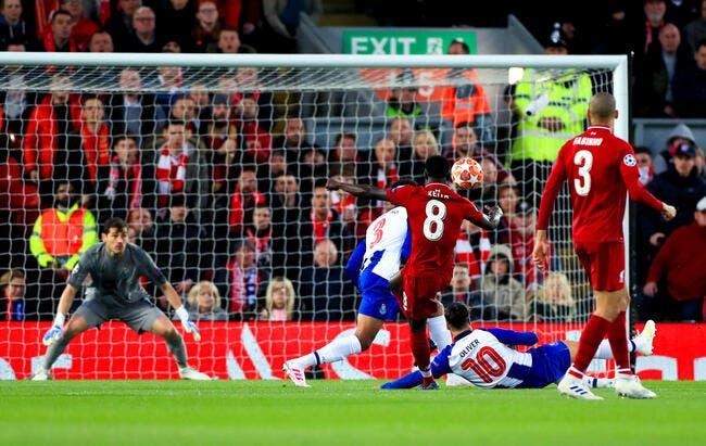 LdC : Liverpool et Tottenham en ballotage favorable