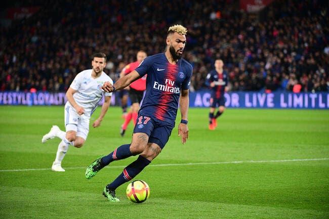 PSG : Choupo-Moting dans la même équipe que Neymar, c'est délirant !