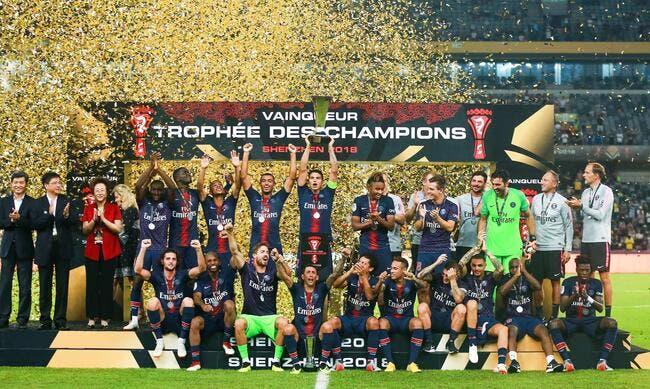 L1 : Le Trophée des champions décalé au 3 août