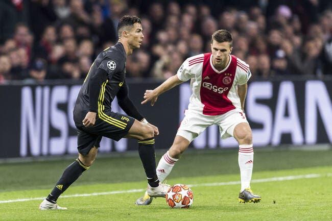 LdC : L'Ajax et la Juventus régalent, le Barça sans forcer
