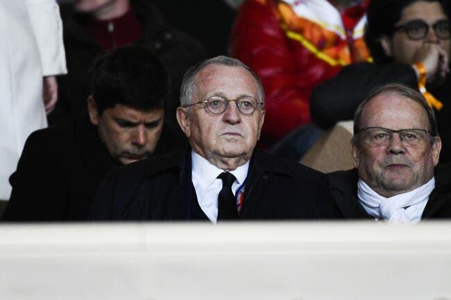 OL : Aulas bichonne les supporters, Didier Roustan se marre