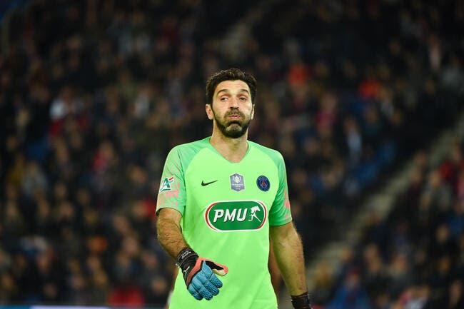PSG : Buffon conservé au mercato, oui mais à une condition !