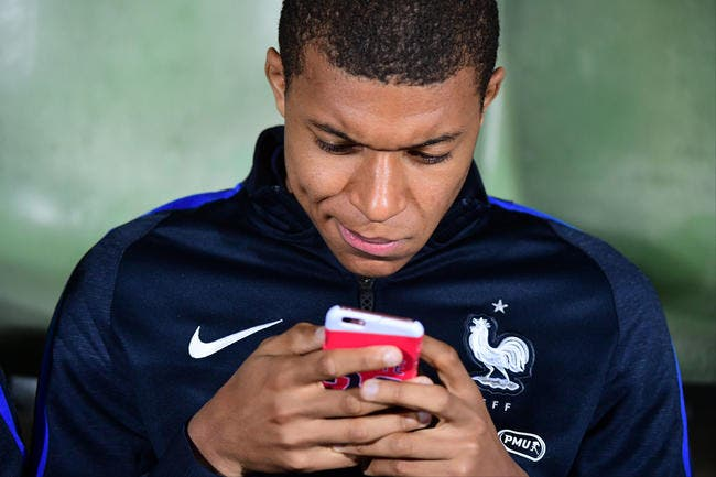 PSG : Le compte Twitter de Kylian Mbappé piraté