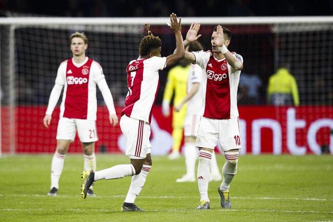 LdC: Coup de foudre à Amsterdam, Pierre Ménès a totalement craqué
