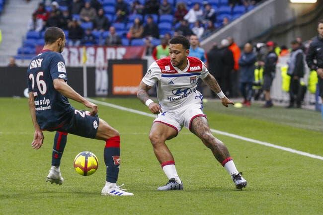 OL : Memphis Depay se fout de Lyon et de Genesio